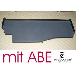 MAN TGX durchgehender LKW-Tisch Kante schwarz Antirutschmatte grau mit ABE