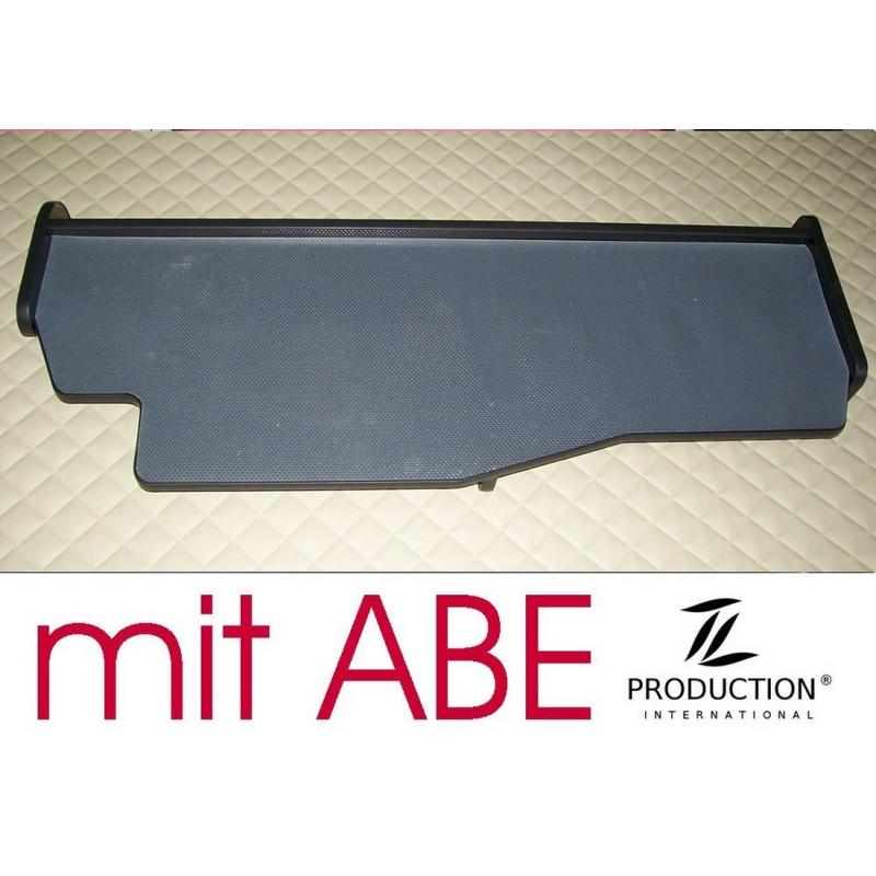MAN TGX durchgehender LKW-Tisch Kante schwarz Anirutschmatte grau mit ABE