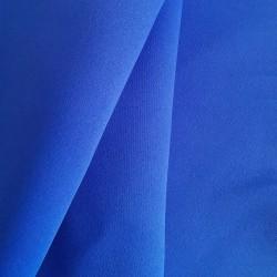 Stoffmuster blau