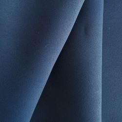 Stoffmuster dunkelblau