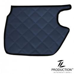 Abdeckung Ablagefach Kunstleder-Farbe dunkelblau